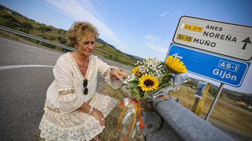 Piden un año de cárcel para un octogenario que arrolló mortalmente a un ciclista en Asturias