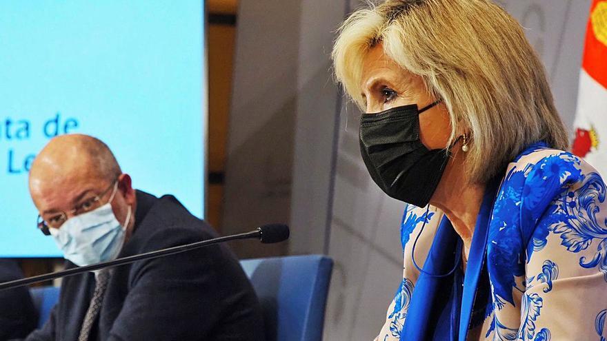 """Igea llama a la """"rebelión cívica"""" e insta  a Castilla y León al autoconfinamiento"""