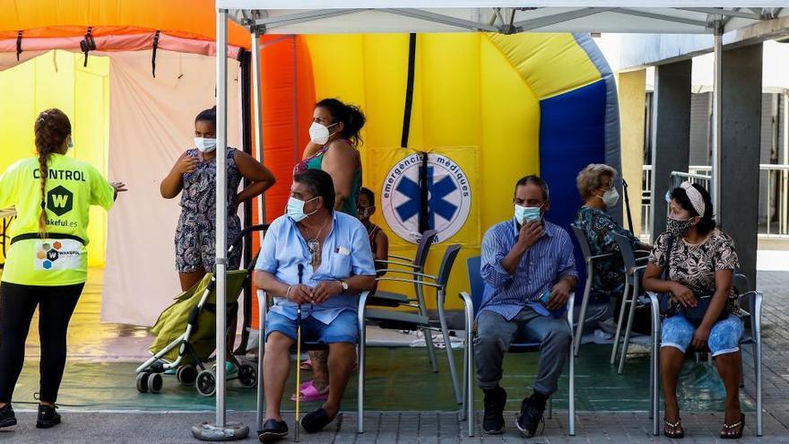 Empeora la epidemia en Cataluña: 1.274 positivos más