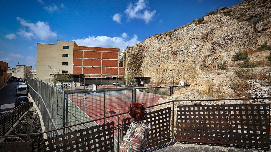 El Colegio Diocesano Oratorio Festivo de Orihuela tramita la construcción de un gimnasio en el suelo público que ocupó en 2004
