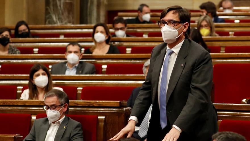 """El PSC plantea una financiación """"federal"""" que prime a Cataluña, Valencia y Baleares"""