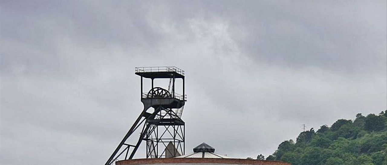 El Museo de la Minería, en cuyo entorno se hará el área de autocaravanas.