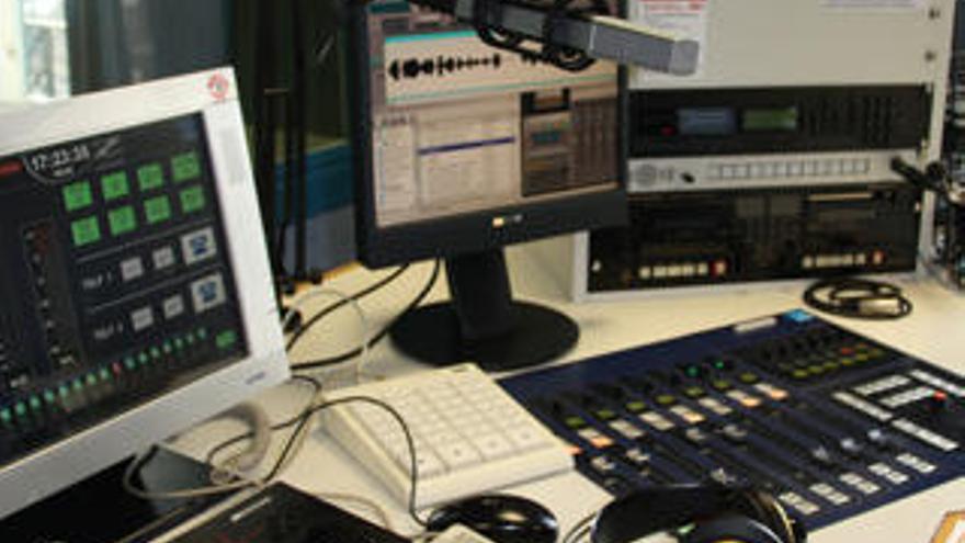 La radio capea el temporal