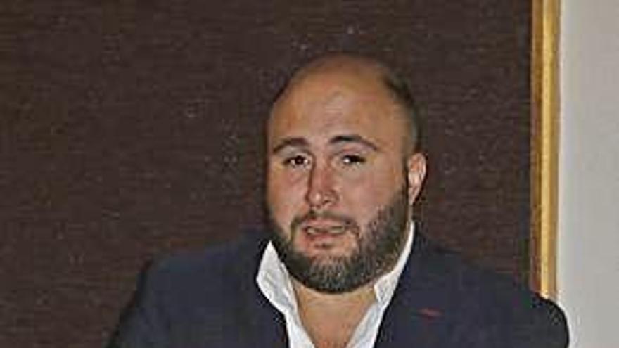 Francisco Rivera celebra su 36 cumpleaños