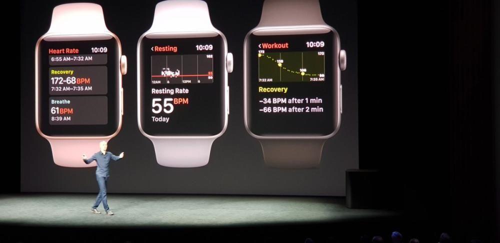 El Apple Watch Series 3 incluye teléfono.