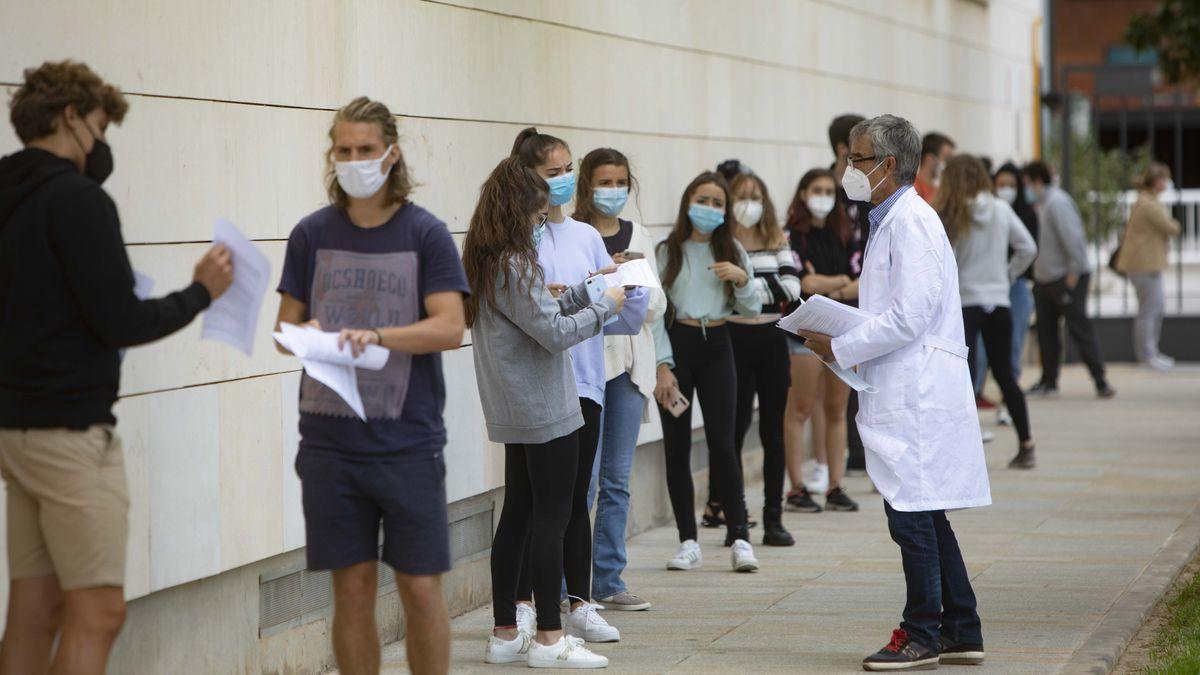 Últimos brotes de coronavirus en los municipios de la Comunidad Valenciana y las personas contagiadas en cada uno