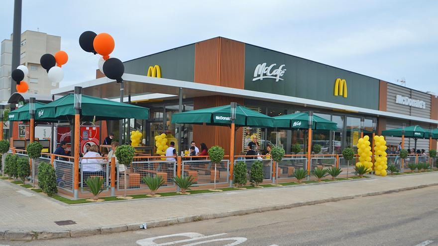 McDonald's abre un nuevo restaurante en Mallorca con un innovador concepto