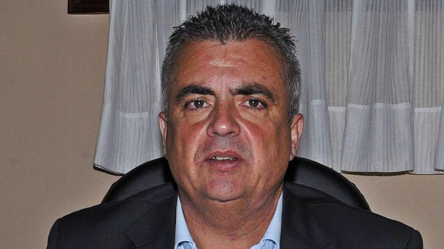 El exalcalde de Icod de los Vinos Juan José Dorta Álvarez, que lideró al PSOE en Icod durante más de 20 años.