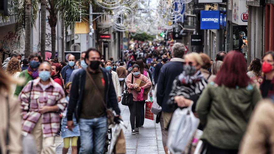 El consumo retrocede el 20% en Navidad a pesar del madrugón de las rebajas