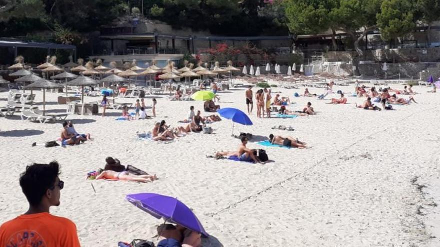 Nur 28.382 Urlauber im Juni auf den Balearen zu Gast
