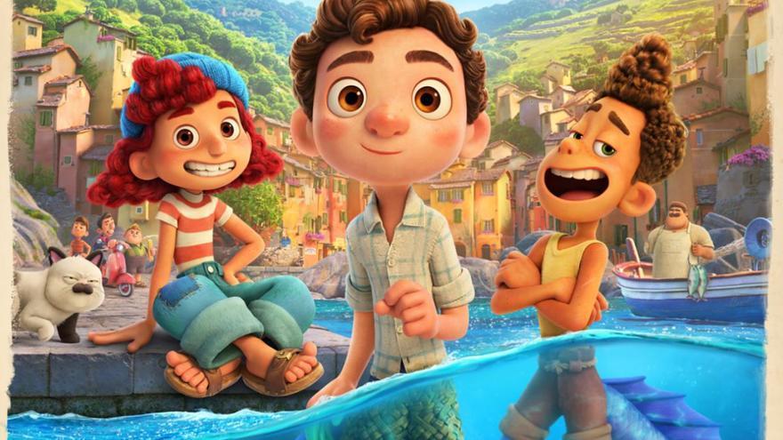'Loki', 'Genius', 'Luca' y 'Viuda Negra', lo mejor del verano en Disney+