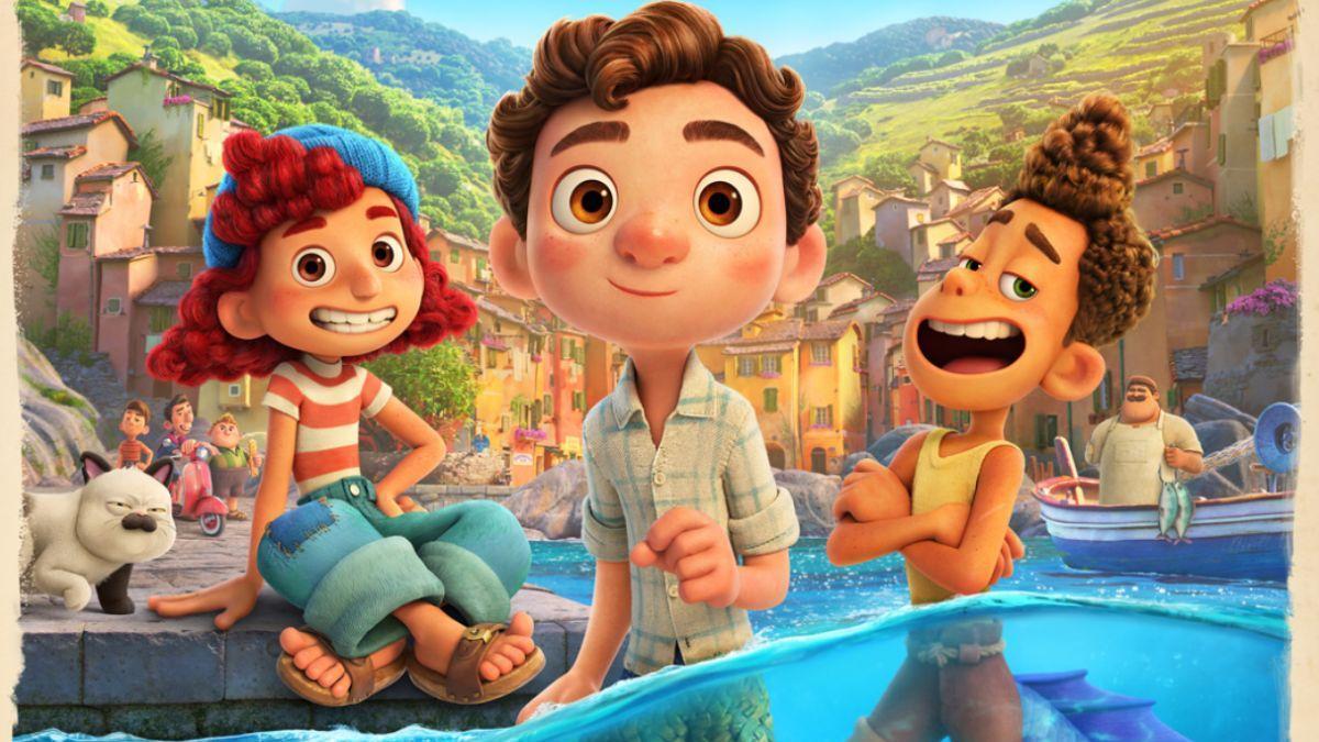 'Luca', la nueva apuesta de Pixar