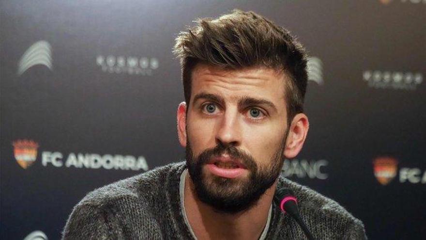 Piqué se mete en la organización de la nueva Supercopa de España en Arabia Saudí