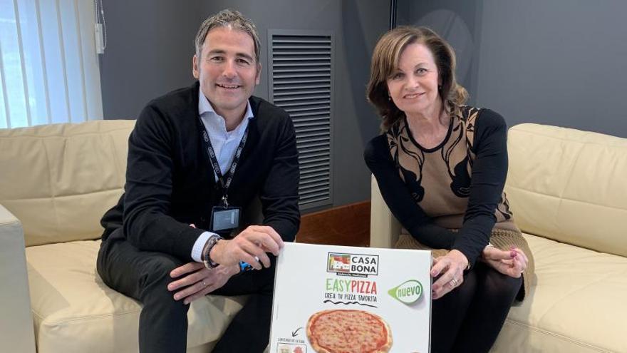 Noel Alimentaria s'alia amb Casa Bona per produir pizzes