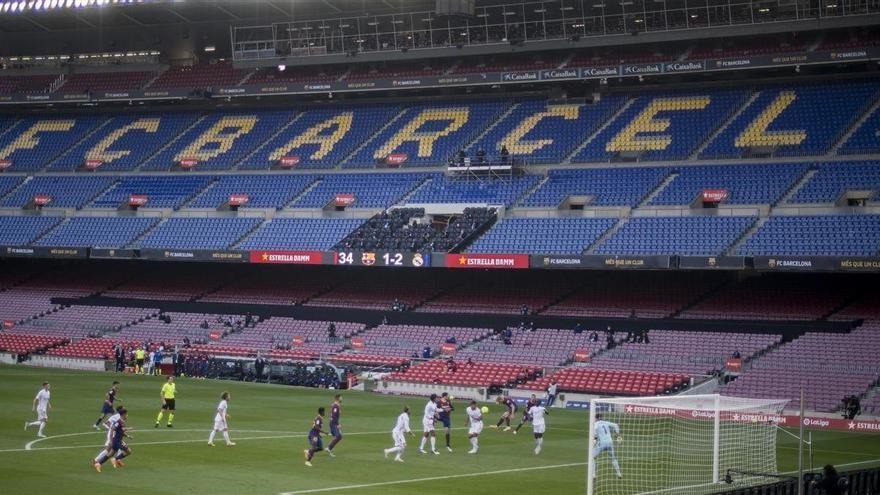 El Barça no detiene la recogida de firmas para las elecciones