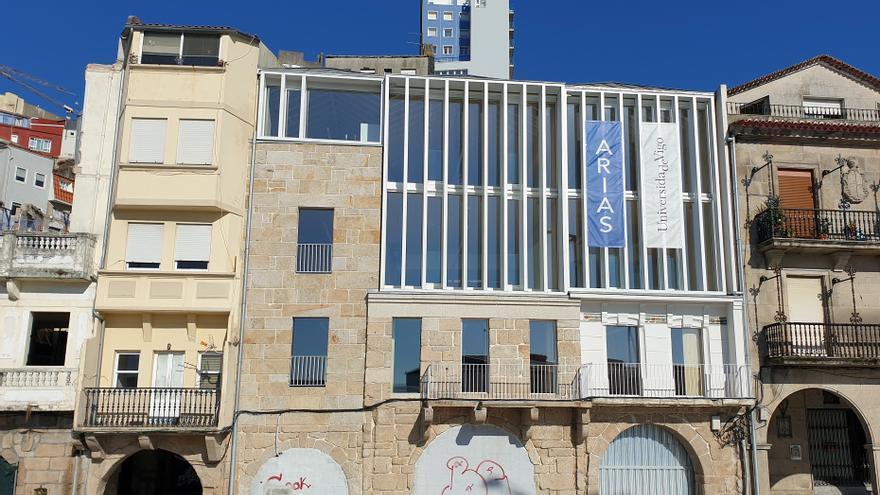 Ya hay fecha para la inaguración de la sede de la Universidad en O Berbés
