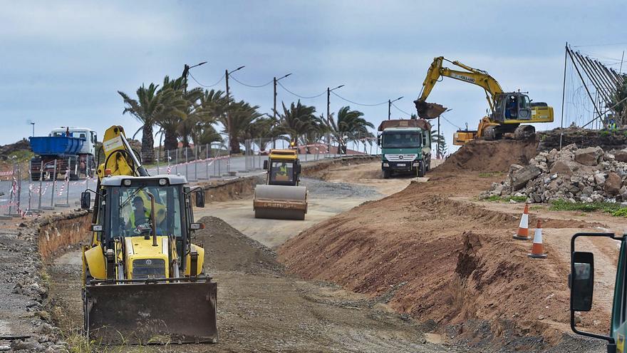 Los municipios tiran de la obra pública con la mayor inversión en doce años