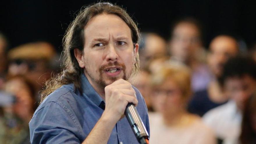 Iglesias pide imputar a Eduardo Inda y rastrear sus llamadas a Villarejo