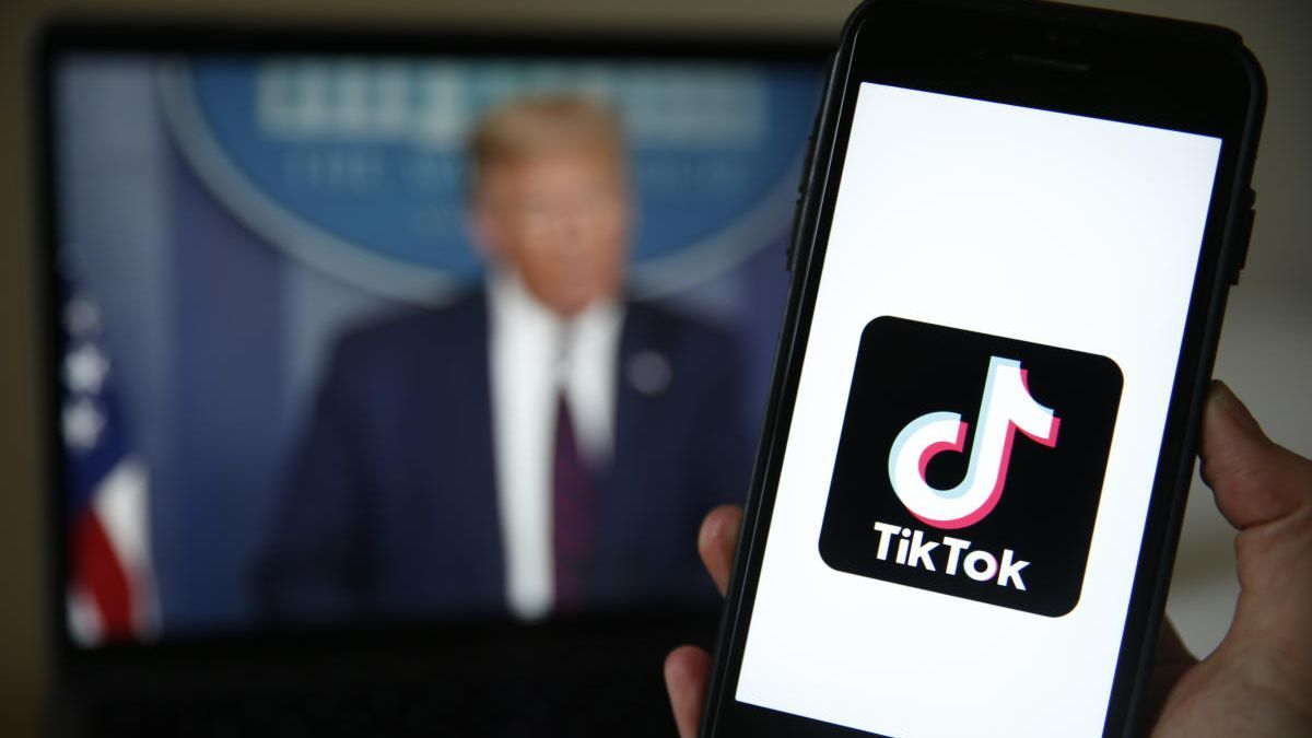 Donald Trump, dio de plazo hasta el 15 de septiembre a TikTok para pasar a manos de capital estadounidense.