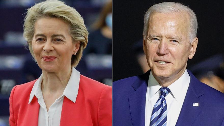 La UE apoyará la petición de Biden de una nueva investigación del origen del covid