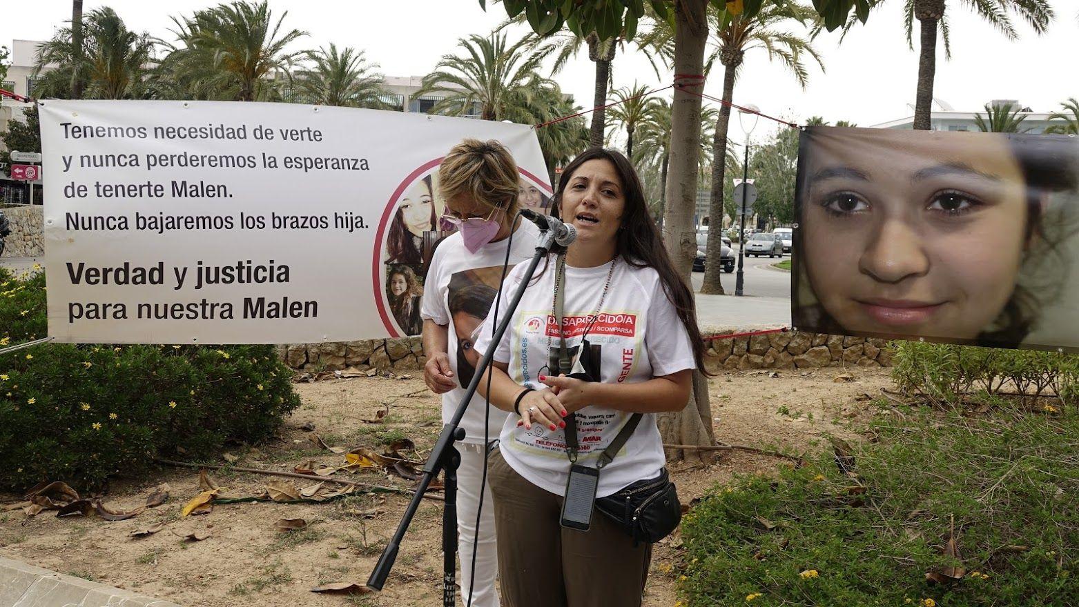 """La madre de Malén: """"Estoy desilusionada con la investigación"""""""