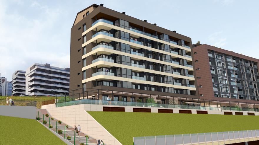 Los pisos más bonitos y confortables de Oviedo, por obra y gracia de Goncesco
