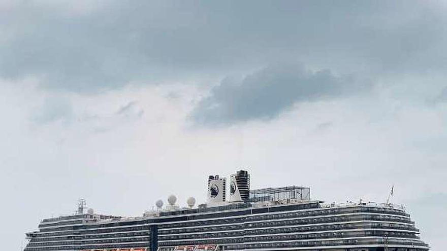 Retenidos cinco españoles de un crucero en Camboya al detectarse un caso de coronavirus
