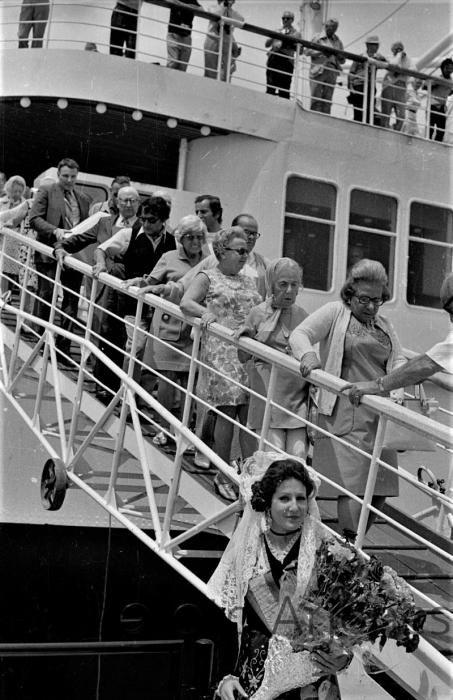 PUERTO. TURISMO 1972