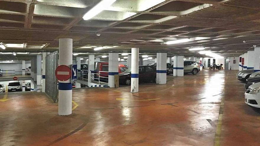 Alquilar una plaza de parking por horas en Manacor será más fácil