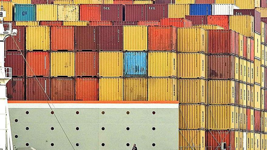 La exportación valenciana roza hasta junio el nivel previo a la pandemia