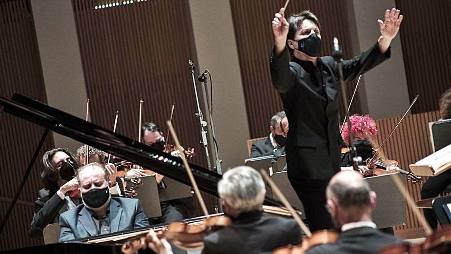 Una orquesta transformada