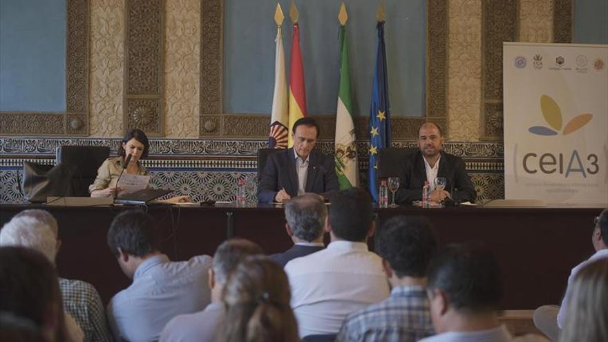 Economía concede casi un millón de euros al campus CeiA3 de Córdoba para el impulso de la I+D+i