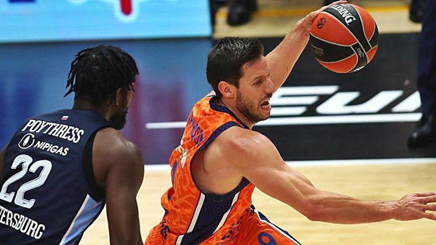 El Valencia Basket volverá a jugar con público en las gradas