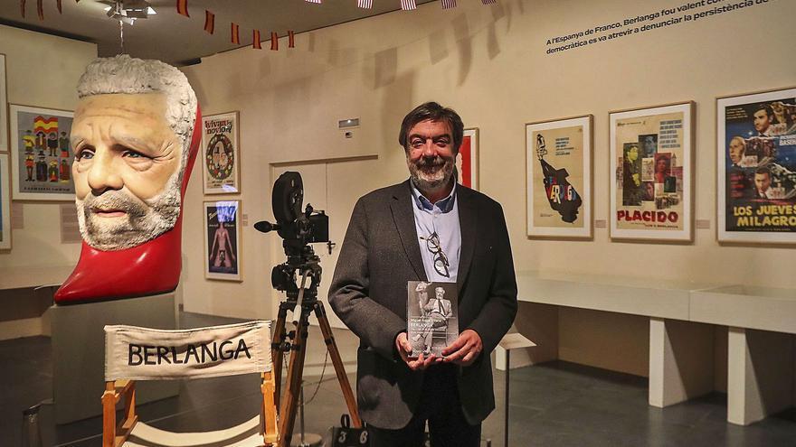 """La censura se inventó para Berlanga y Bardem"""