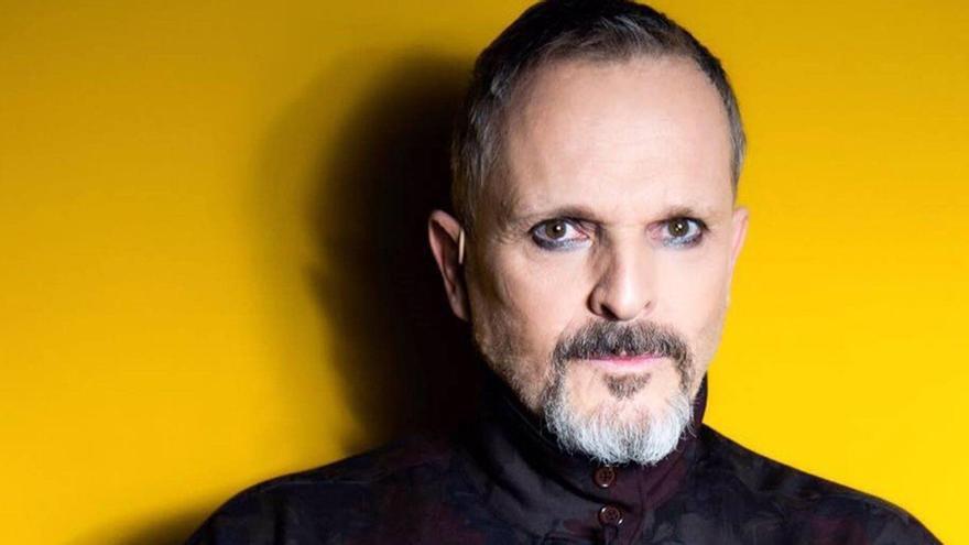 Miguel Bosé cancela su concierto en València
