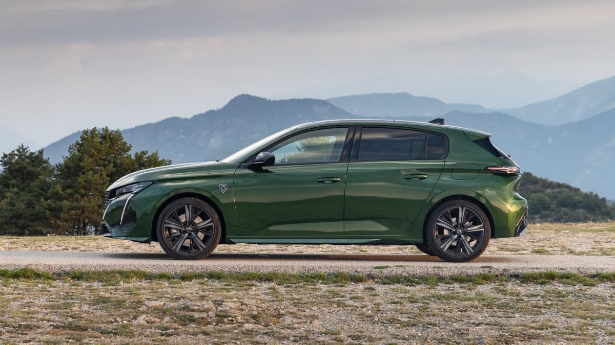 Nuevo Peugeot 308: intensa seducción de diseño