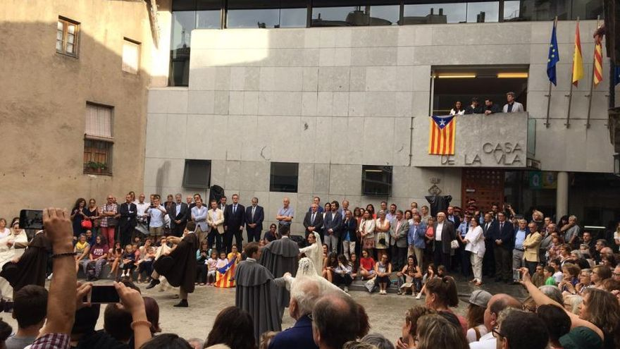 Centenari de la mort de Prat de la Riba a Castellterçol