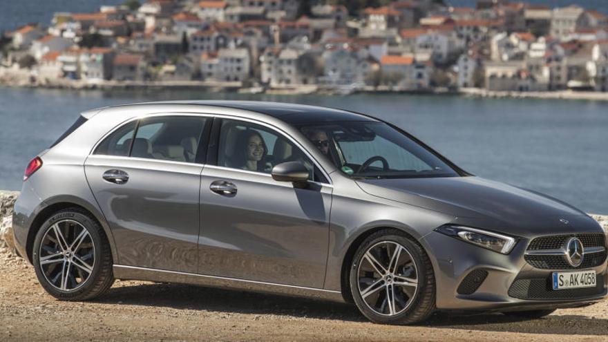 El Mercedes-Benz Classe A, Cotxe de l'Any dels Lectors 2019