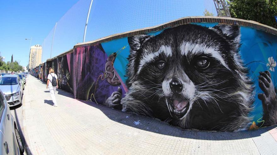 Nuevas obras de arte decoran las calles de Cartagena