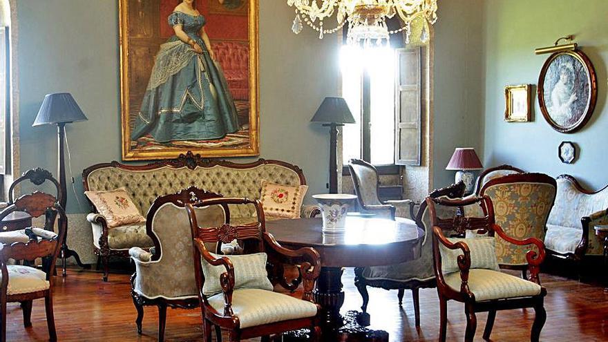 La familia Franco recurre que el Estado sea depositario de los bienes del pazo de Meirás