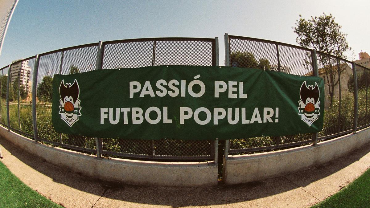 CD Cuenca Mestallistes: Pasión por el fútbol popular