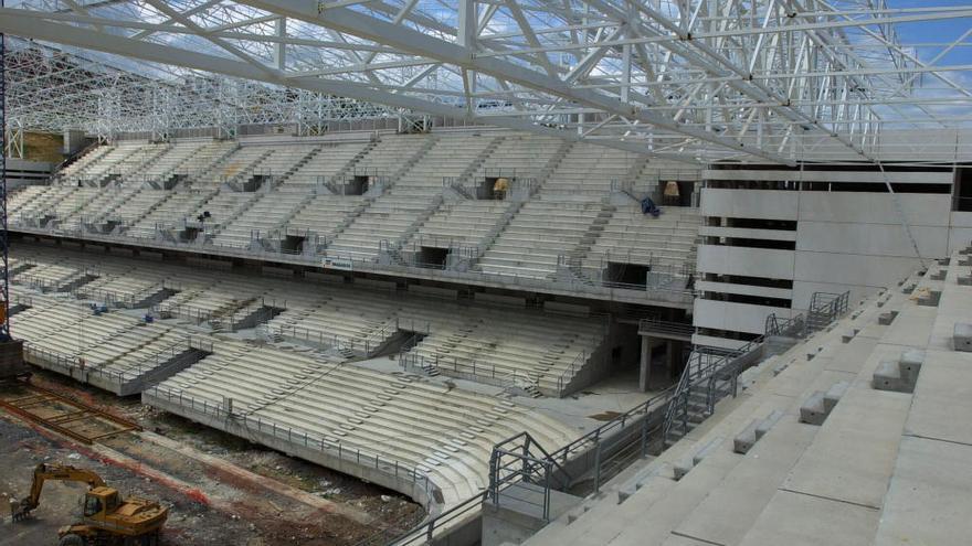 El último proyecto deja en 800.000 euros el coste de la reparación del Tartiere