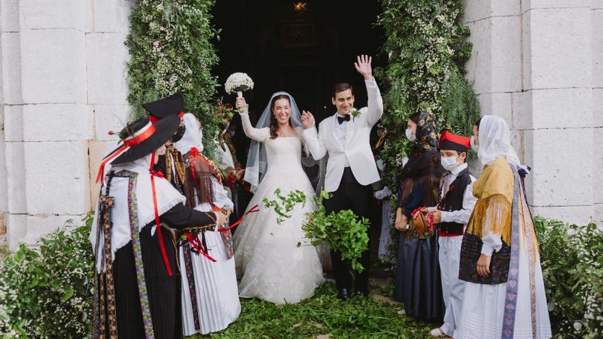 La espectacular boda de Fendi en Ibiza