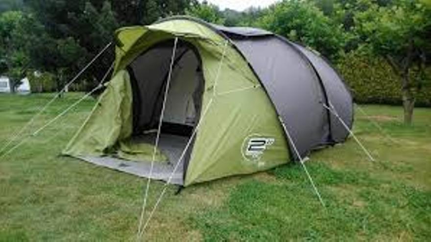Detienen en un camping de Castrillón  a un guineano que falseó su identidad para conseguir trabajo