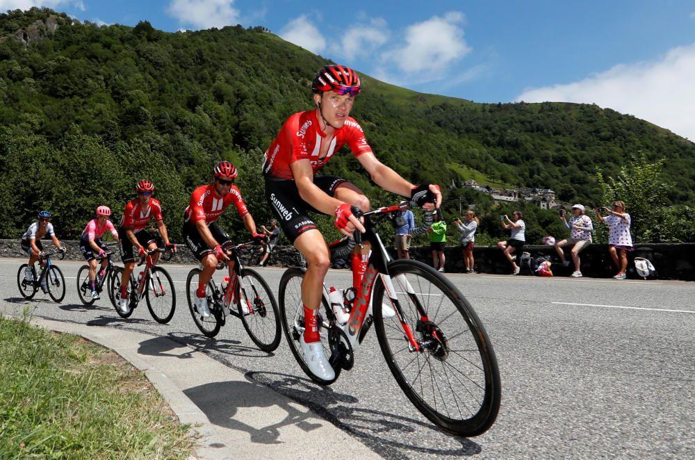 Tour de Francia: duodécima etapa, en imágenes