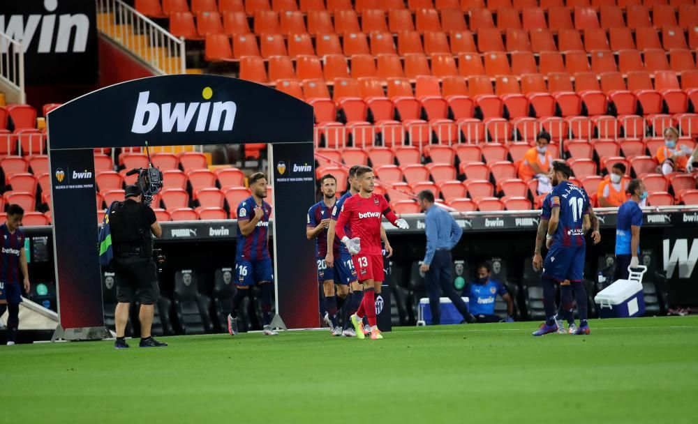Derbi: Valencia CF - Levante UD