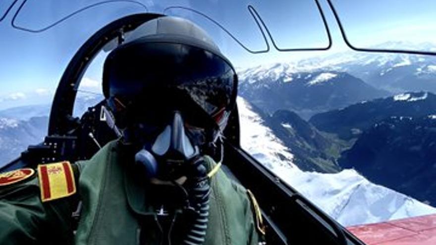 La AGA ya entrena en Suiza con sus nuevos aviones