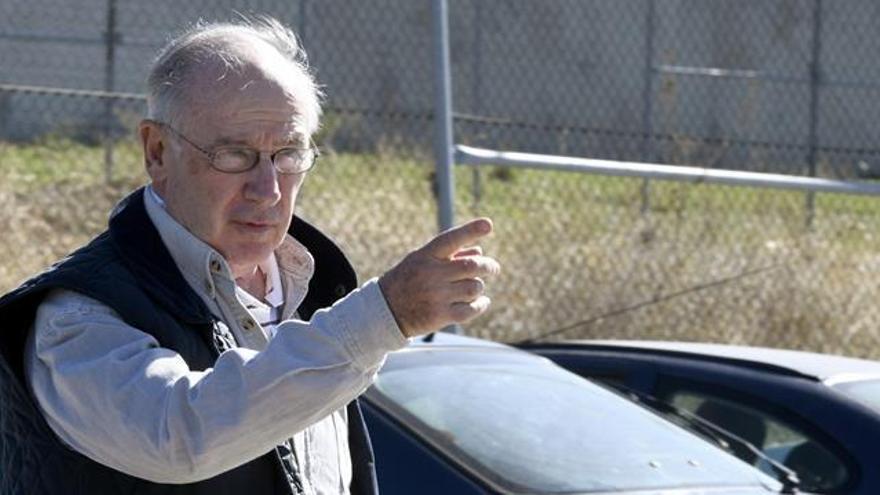 Rato entra a la presó: «Demano perdó i assumeixo els errors»
