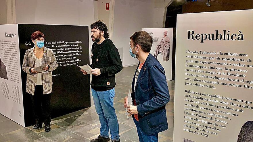 La vida de Carles Rahola, en una mostra a la Ciutadella