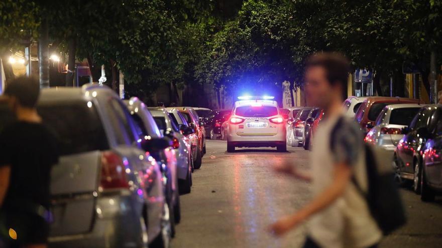 La vigilancia policial durante el puente de San Rafael se salda con una quincena de sanciones